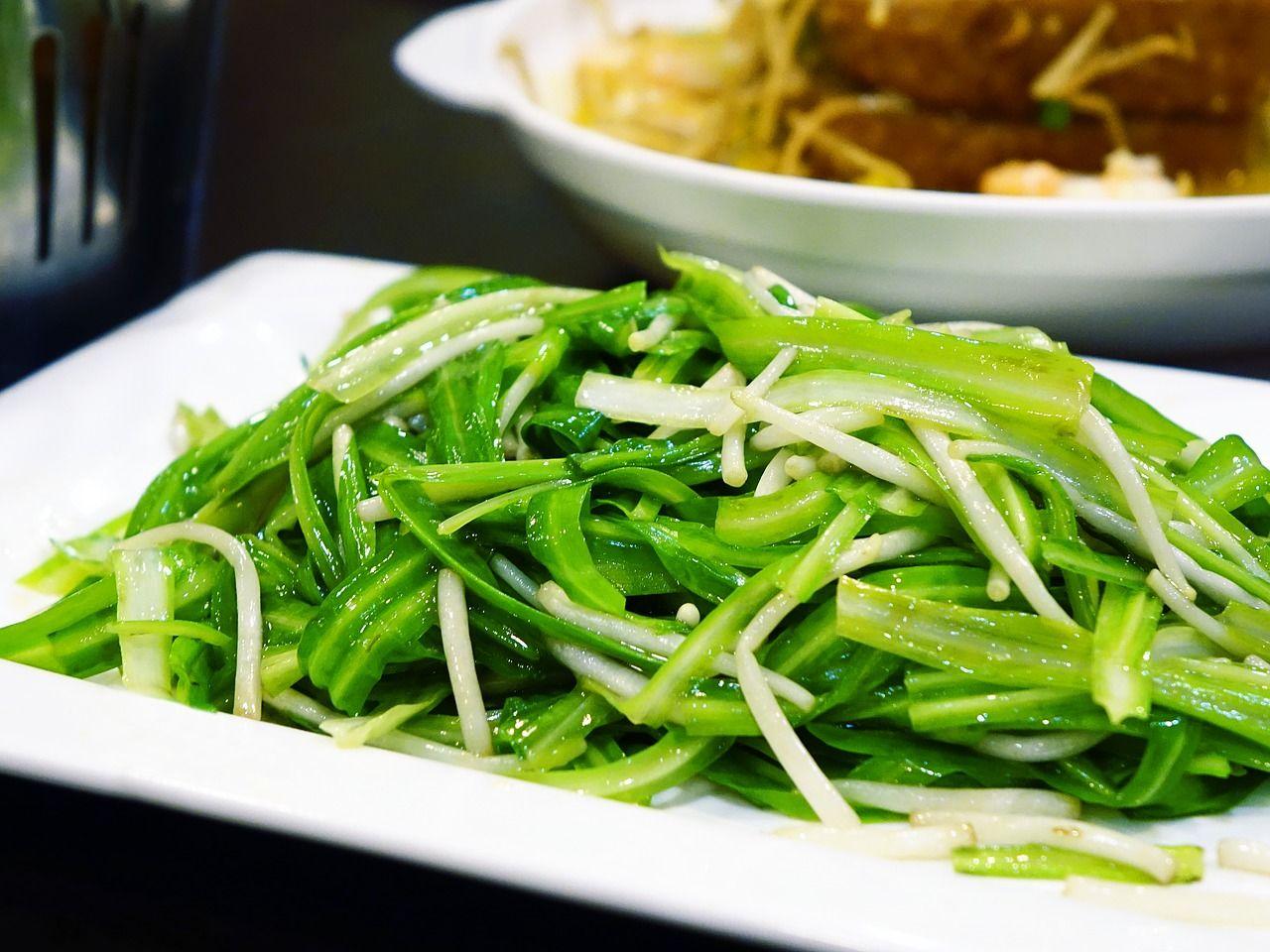 zelena fazuľka